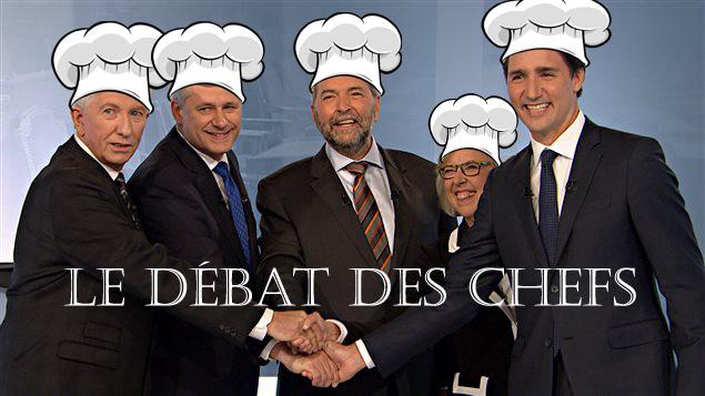 Le débat des chefs